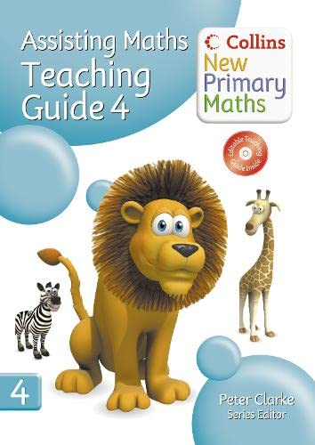 9780007345151: Collins New Primary Maths - Assisting Maths: Teaching Guide 4