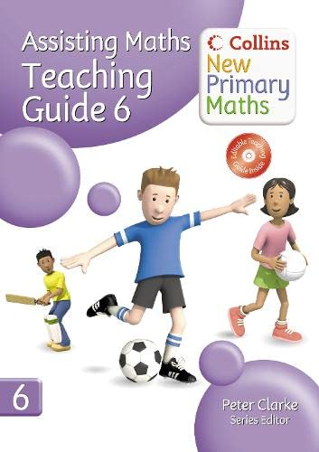 9780007345168: Assisting Maths: Teaching Guide 6 (Collins New Primary Maths)