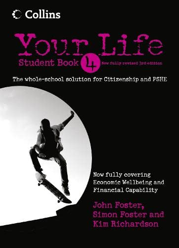 9780007345182: Your Life - Student Book 4