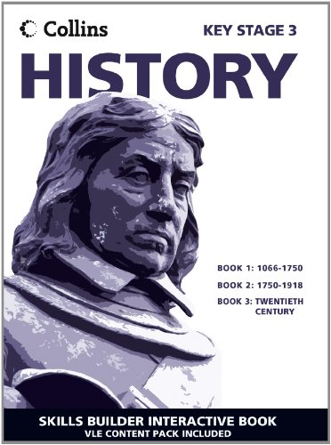 9780007345809: Collins Key Stage 3 History - Skills Builder Interactive Book