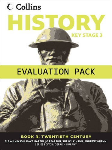 9780007345816: Collins Key Stage 3 History - Evaluation Pack