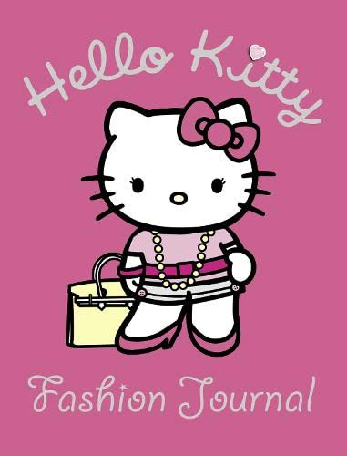 9780007346172: Fashion Journal (Hello Kitty)