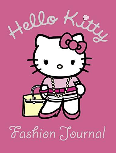 9780007346172: Fashion Journal (Hello Kitty)