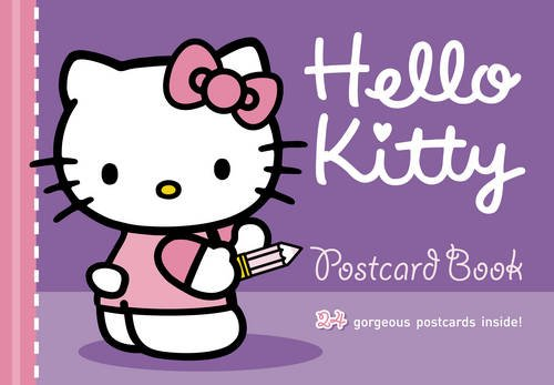 9780007346189: Postcard Book (Hello Kitty)
