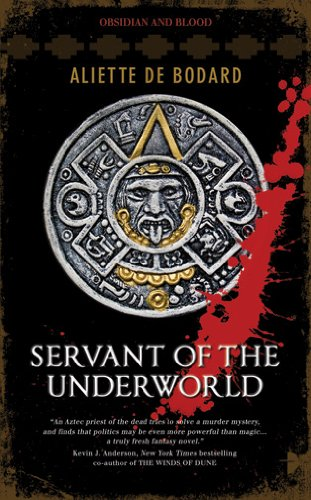 9780007346547: Servant of the Underworld: Obsidian and Blood Trilogy, Book I