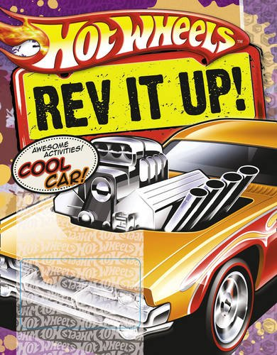 9780007346677: Rev it Up!: includes amazing Hot Wheels car! (Hot Wheels)