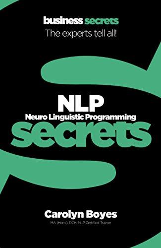 9780007346752: NLP (Collins Business Secrets)