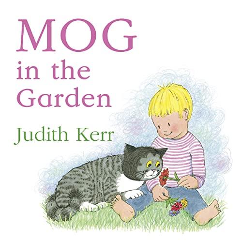 9780007347018: Mog in the Garden board book