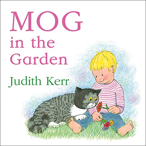 9780007347018: Mog in the Garden board book