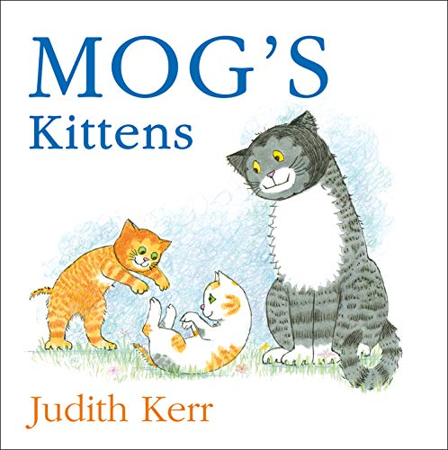 9780007347025: Mog's Kittens board book