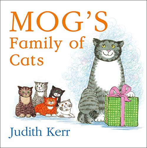9780007347049: Mog's Family of Cats board book