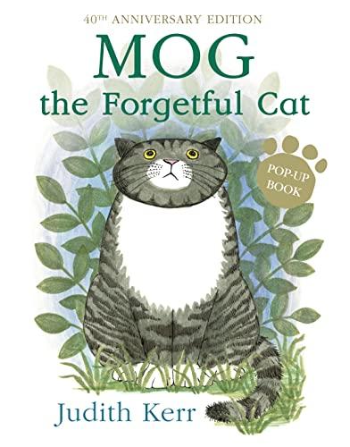 Mog the Forgetful Cat Pop-Up: Judith Kerr