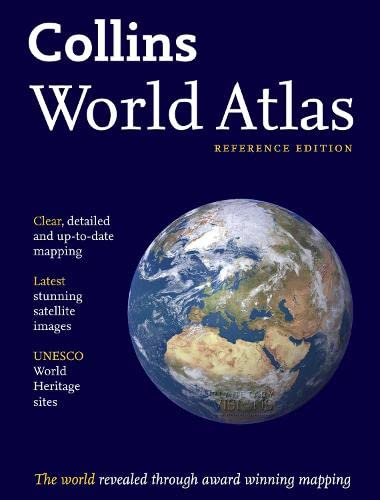 9780007347186: Collins World Atlas: Reference Edition