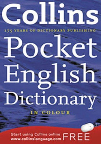 9780007347285: Collins Pocket English Dictionary