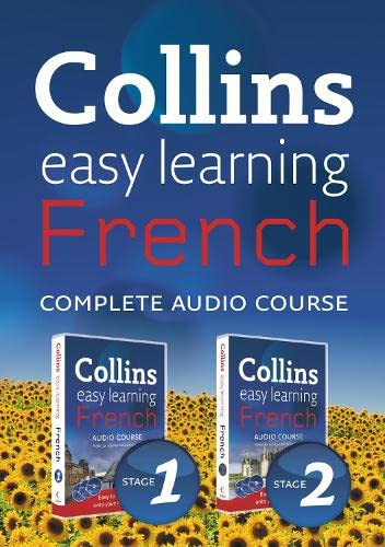 9780007347773: Complete French (Stages 1 and 2) Box Set (Collins Easy Learning Audio Course)