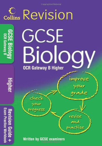 9780007348077: GCSE Biology OCR Gateway B Higher (Collins Revision) (Collins GCSE Revision)