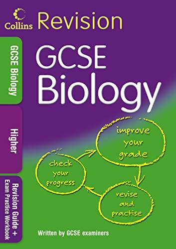 9780007348077: GCSE Biology Higher for OCR B (Collins GCSE Revision)