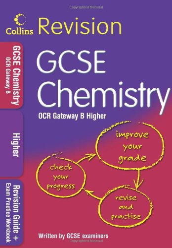 9780007348091: GCSE Chemistry Higher : OCR B (Collins GCSE Revision)
