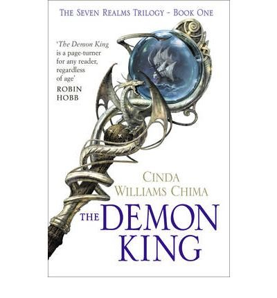 9780007349074: The Demon King (The Seven Realms Series, Book 1)