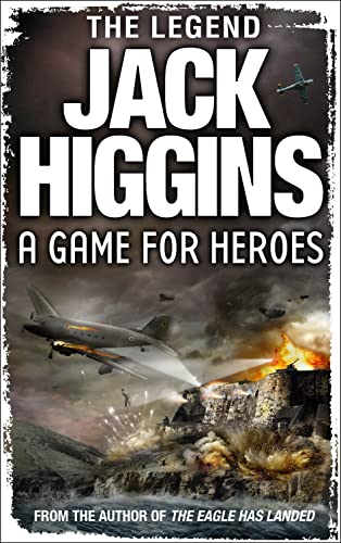 9780007349371: A Game for Heroes
