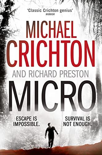 9780007350001: Micro. Michael Crichton and Richard Preston