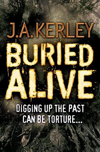 9780007350018: Buried Alive (Carson Ryder)
