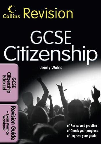 9780007350605: GCSE Citizenship for Edexcel: Revision Guide and Exam Practice Workbook (Collins GCSE Revision)