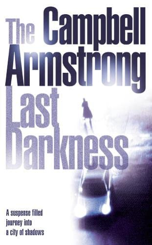 9780007350766: The Last Darkness