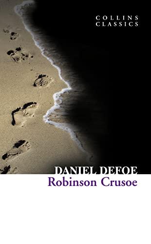 Robinson Crusoe) By Daniel Defoe (Author) Paperback: Daniel Defoe