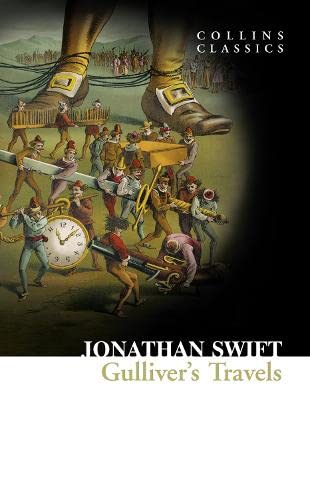 Gulliver's Travels (Collins Classics) (000735102X) by Jonathan Swift