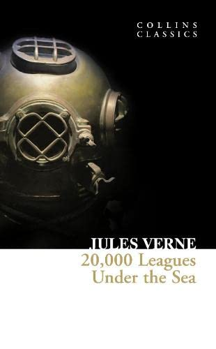 9780007351046: 20,000 Leagues Under the Sea (Collins Classics)