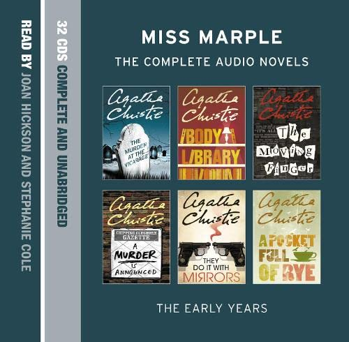 9780007351152: The Complete Miss Marple: The Early Years v. 1
