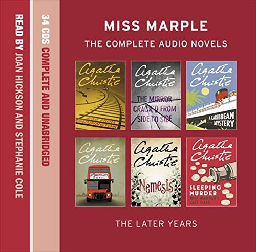 9780007351169: The Complete Miss Marple: The Later Years v. 2