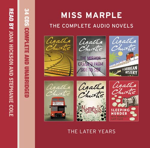The The Complete Miss Marple: The Complete: Agatha Christie