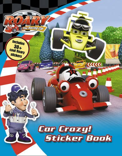 9780007351237: Roary the Racing Car - Roary: Car Crazy Sticker Book