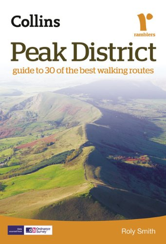 9780007351398: Peak District: Guide to 30 of the Best Walking Routes (Collins Ramblers Guides)