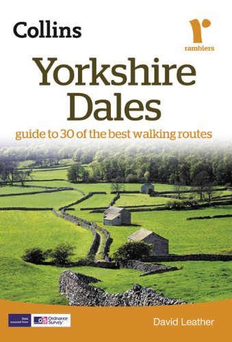 9780007351411: Yorkshire Dales (Collins Rambler's Guides:)