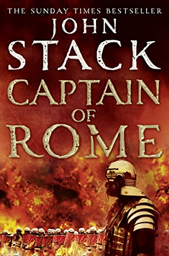9780007351442: Captain of Rome (Masters of the Sea)