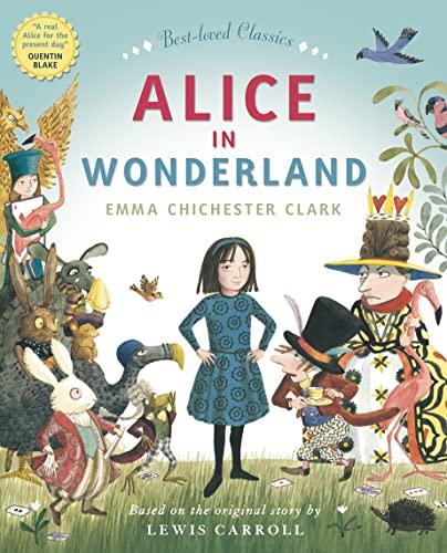 9780007351596: ALICE IN WONDERLAND (Picture Book Classics)