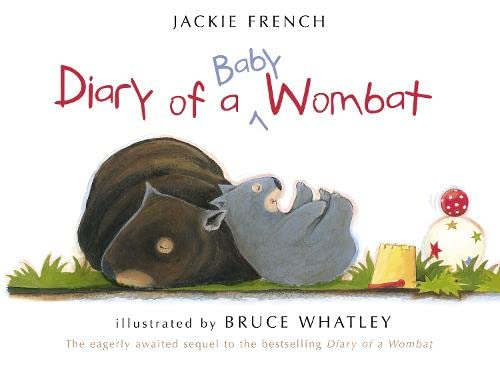 9780007351756: Diary of a Baby Wombat