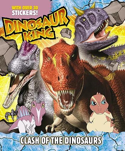 9780007352920: Clash of the Dinosaurs (Dinosaur King)