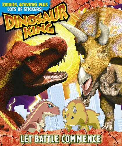 9780007352951: Dinosaur King - Let Battle Commence