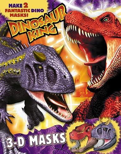 9780007352975: Dinosaur King: 3-D Masks