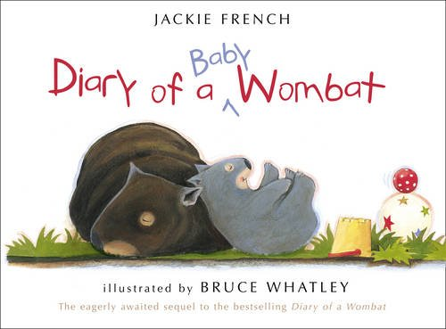 9780007352982: Diary of a Baby Wombat