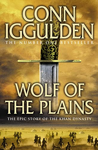 9780007353255: Wolf of the Plains (Conqueror, Book 1)