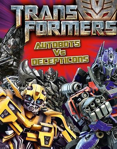 9780007353682: Autobots vs Decepticons Bumper Activity Book (