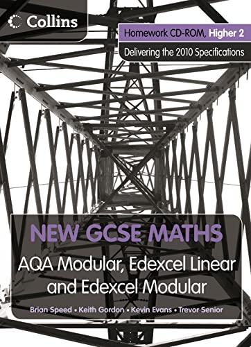 9780007353804: New GCSE Maths - Homework VLE Higher 2: Edexcel and AQA