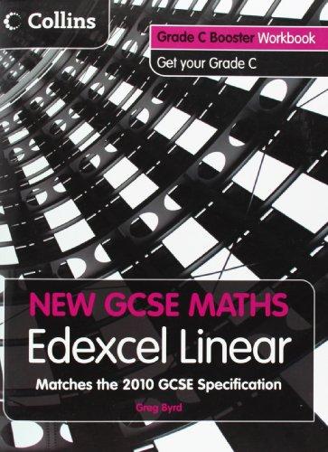 9780007353828: Grade C Booster Workbook: Edexcel Linear (A) (New GCSE Maths)
