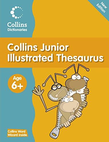 9780007353927: Collins Primary Dictionaries - Collins Junior Illustrated Thesaurus