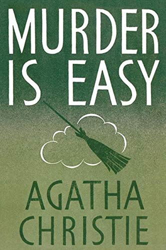 9780007354610: Murder is Easy (Agatha Christie Facsimile Edtn)